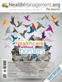 HealthManagement.org – The Journal. Volume 16. Issue 4. 2016
