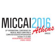 MICCAI 2016
