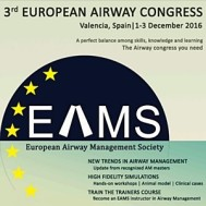 3rd European Airway Congress