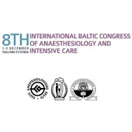 8th International Baltic Congress of Anaesthesiology and Intensive Care