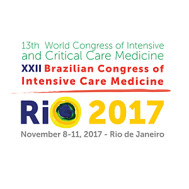 13th World Congress of Intensive & Critical Care Medicine 2017 - WFSICCM -XXII Brazilian Congress of Intensive Care Medicine