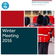 BTS Winter Meeting 2016