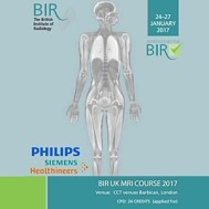 BIR UK MRI Course 2017 London