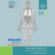 BIR UK MRI Course 2017