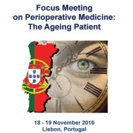 ESA Focus Meeting on Perioperative Medicine: The Ageing Patient