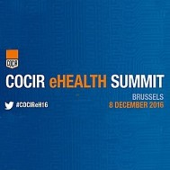 3rd Annual COCIR e-Health Summit 2016
