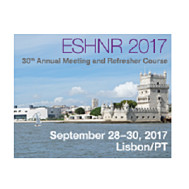 ESHNR 2017 Annual Meeting & Refresher Course
