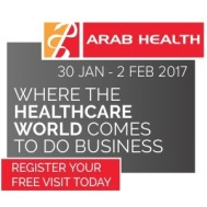 Arab Health Exhibition 2017 in Dubai - Registration