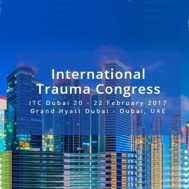 1st International Trauma Congress (ITC) 2017