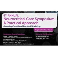 6th Annual Neurocritical Care Symposium 2017