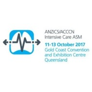 ANZICS/ACCCN Annual Scientific Meeting 2017