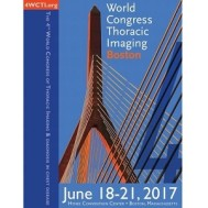 4th World Congress of Thoracic Imaging 2017