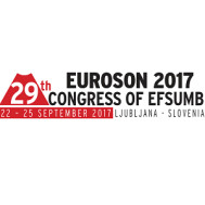 29th Euroson 2017 Congress of EFSUMB