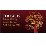 31st EACTS 2017 Annual Meeting