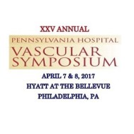 Pennsylvania Hospital 25th Annual Vascular Symposium