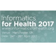 Informatics for Health Congress 2017