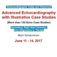Echocardiography Today and Tomorrow