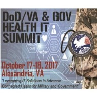 13th DoD/VA & Gov Health IT Summit
