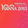 RSNA 2015 meeting and strapline