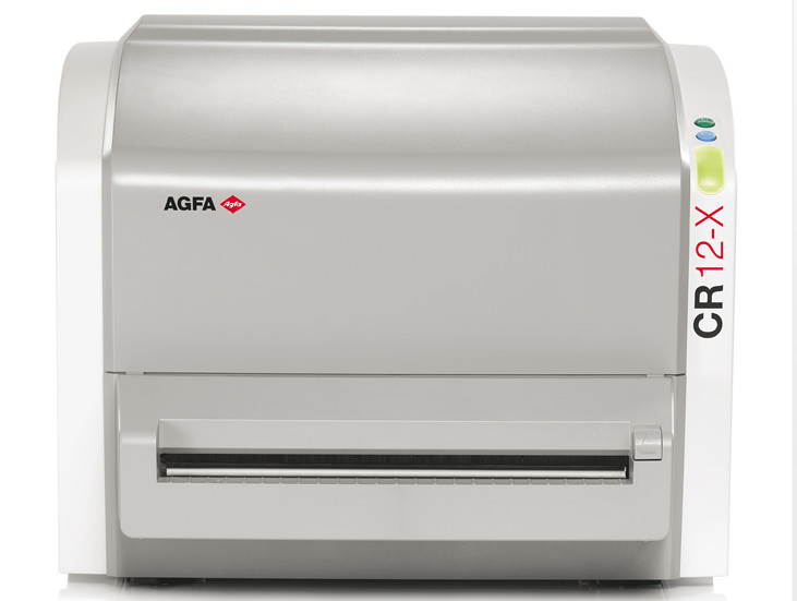 Agfa HealthCare Launches Affordable CR 12-X Digitizer