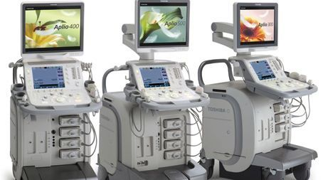 Toshiba's Aplio Ultrasound Named Best in KLAS