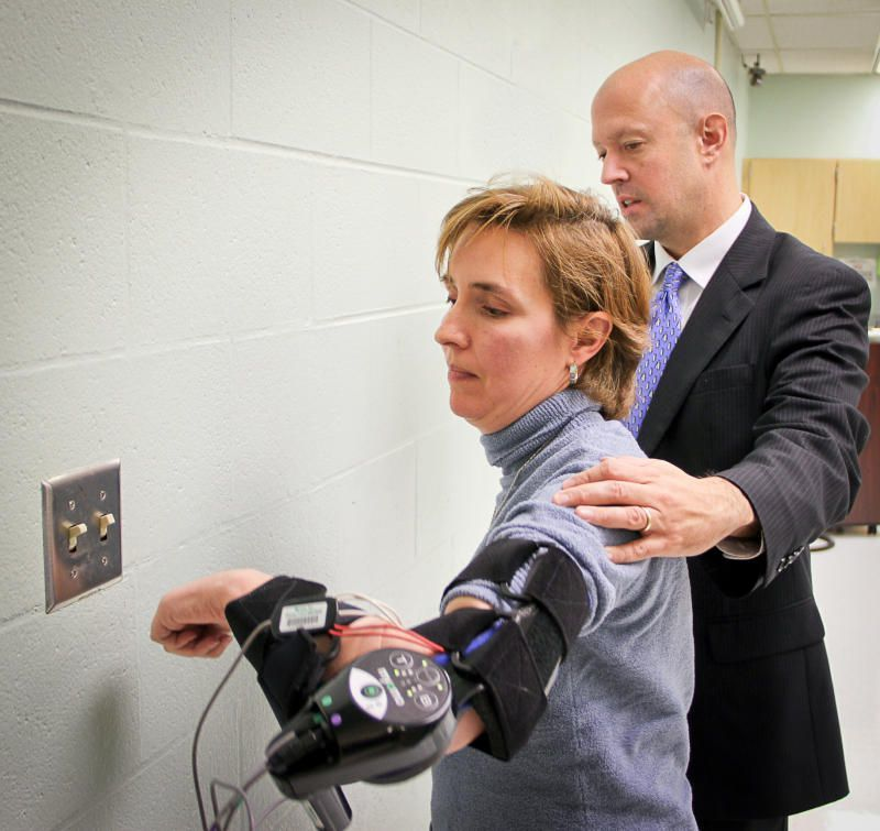 Stroke Recovery Theories Challenged by New Studies Looking at Brain Lesions, Bionic Arms