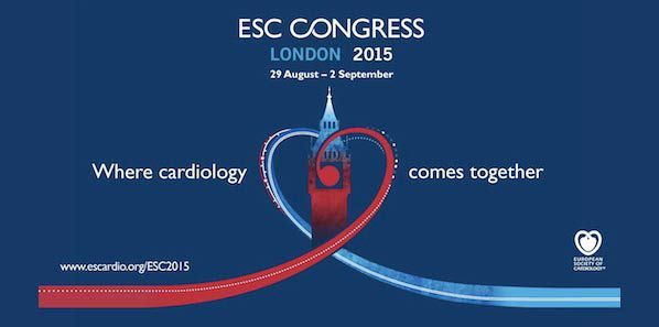 ESC Congress 2015 Programme Now Online