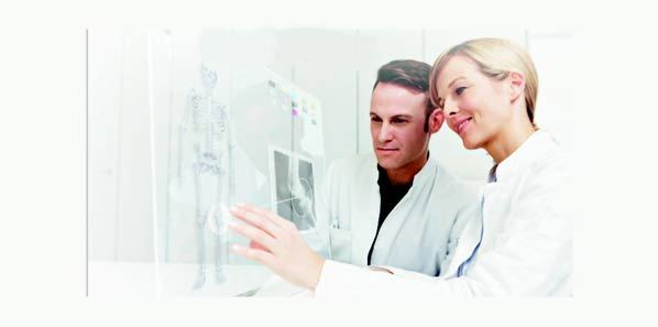#ECR15: Agfa HealthCare's Focus on Future of Radiology