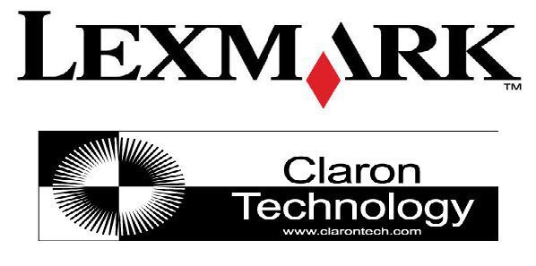 Lexmark Acquires Claron Technology for $37m