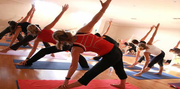 Yoga Reduces Risk of CVD