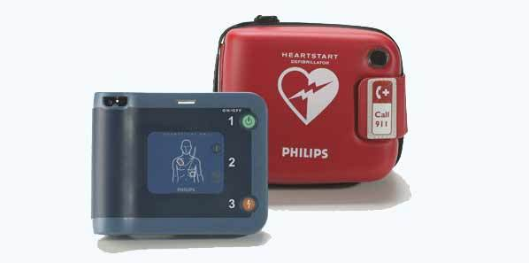Philips' Latest AED in Schools Across UK