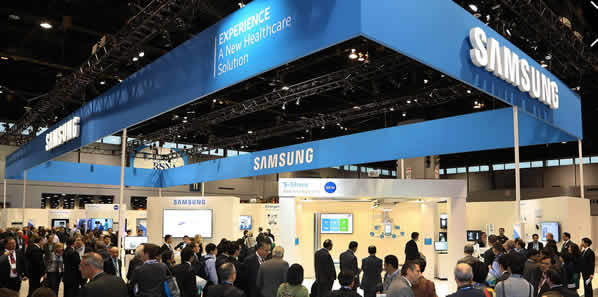 #RSNA14: A New Healthcare Solution From Samsung