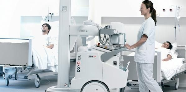 #RSNA14: Agfa HealthCare Announces Digital Radiography Milestone