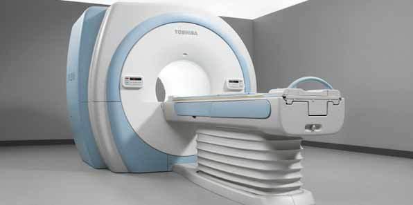 Innovative Toshiba MR Software Enhances Exams