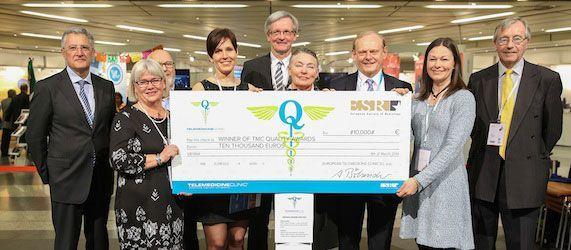 TMC Radiology Quality Award Winners 2014