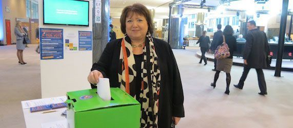 EPF Campaign Brings Patient Electorate to Heart of European Democracy