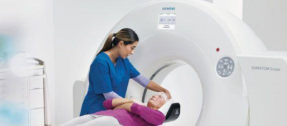 ECR 2014: Siemens Presents New 16-slice CT Scanner Somatom Scope