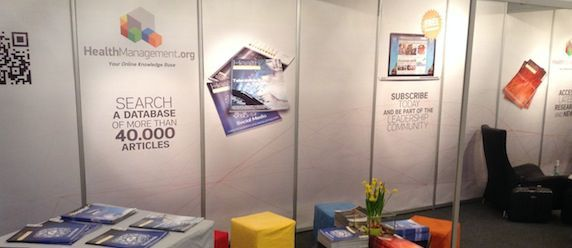 ECR 2014: Have You Visited HealthManagement Yet?