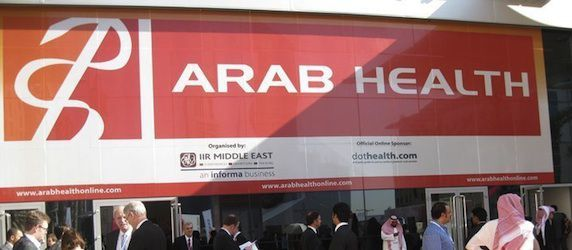 Arab Health 2014: The Arab World's Leading Healthcare Event Opens its Doors
