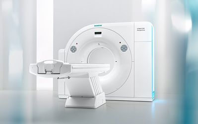 Latest Somatom Perspective CT scanner launched by Siemens