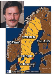 La Rançon du Succès: Les Soins Aux Personnes Agées en Suède