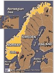 Kollaboration Zwischen Krankenhäusern in Norwegen