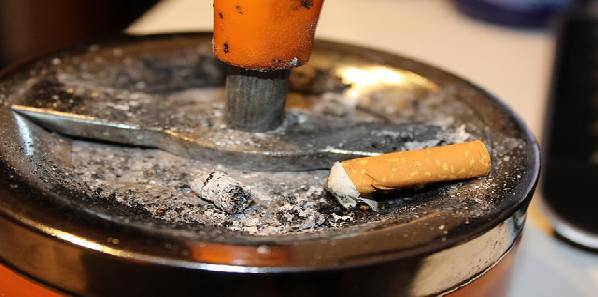 Lower Smoking Rate But Higher Lung Cancer Mortality?