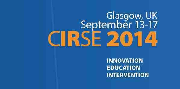 CIRSE 2014: Quality Assurance Everyone's Business