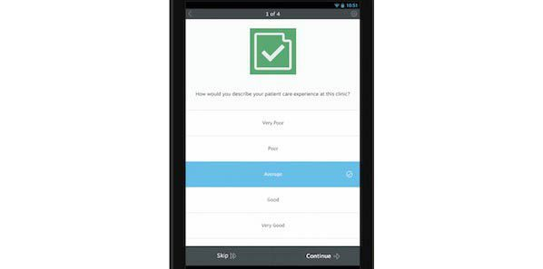 LRS Launches Check Point Surveys to Capture Real-Time Patient Feedback