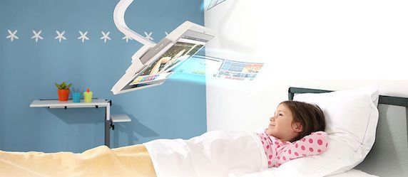 HIMSS 2014: Barco to Premiere Industry's Only Interoperable Bedside Patient Engagement Platform