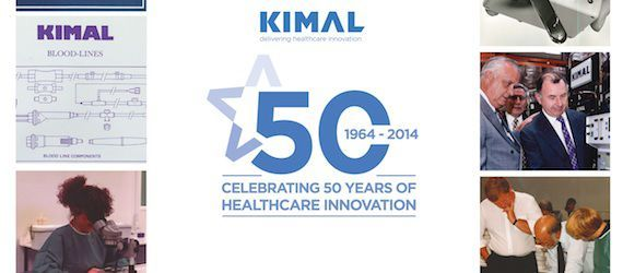 Kimal to Celebrate Golden Anniversary