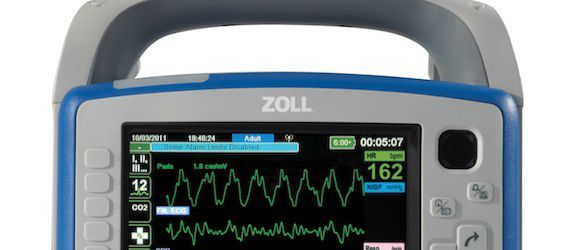 Zoll's Latest X Series Defibrillator Receives Japanese Shonin Approval