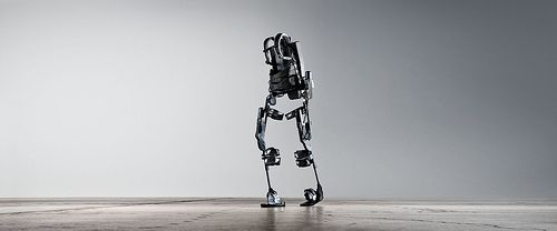 Ekso Bionics Announces New Utility for Bionic Suit