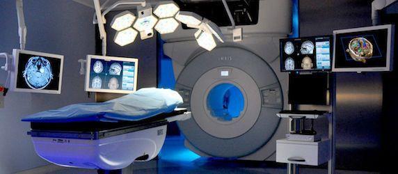 Intraoperative MRI Success at Tübingen Hospital